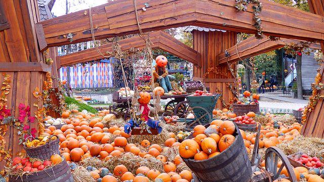 Halloween in Tivoli Garden