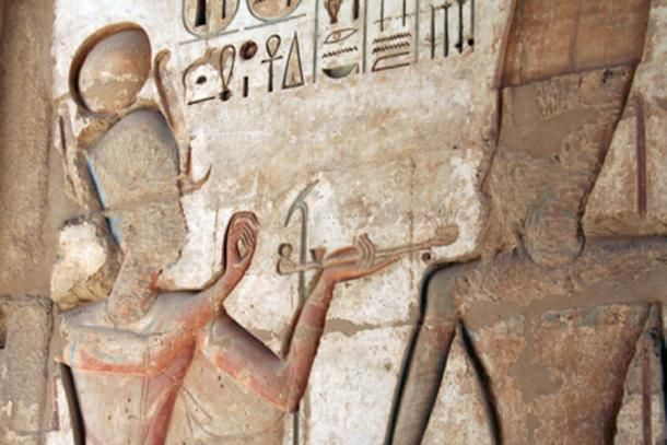 In ancient Egypt, cannabis was used for medicinal, religious, and cultural purposes.