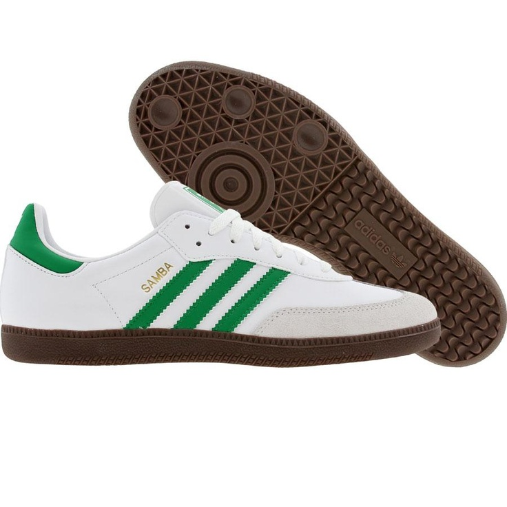 adidas samba shoes green