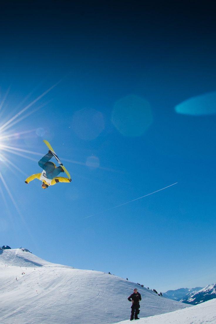 Featured photo by John Robert-Nicoud. Check out John's profile: https://www.pexels.com/u/john-robert-nicoud-5556 #snow #mountains #sunny