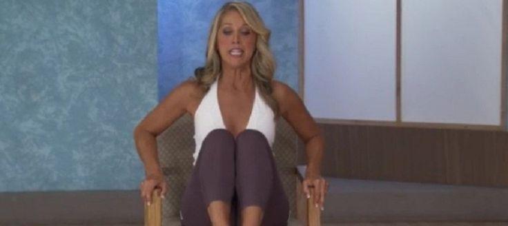 Väčšina ľudí má problém s brušným tukom a trápi sa zbytočnými cvikmi: Vyskúšajte toto a schudnete bez toho, aby ste vstali zo stoličky!