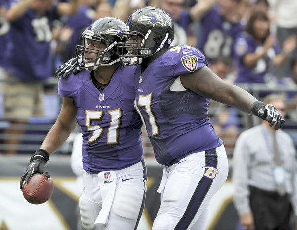 Once again, the Ravens are a team defined by defense. Ravens vs Texans 9/22/13