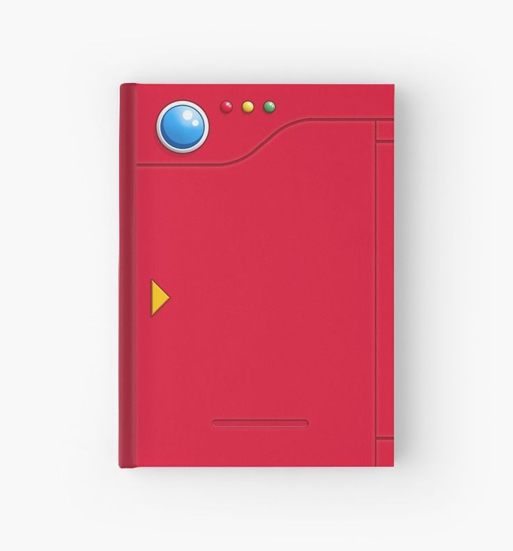 Perfect for the Pokemon lover who still needs their very own Pokedex! Looks great on phones, tablets, laptops, notebooks, and more! • Also buy this artwork on stationery, stickers, phone cases, and more.