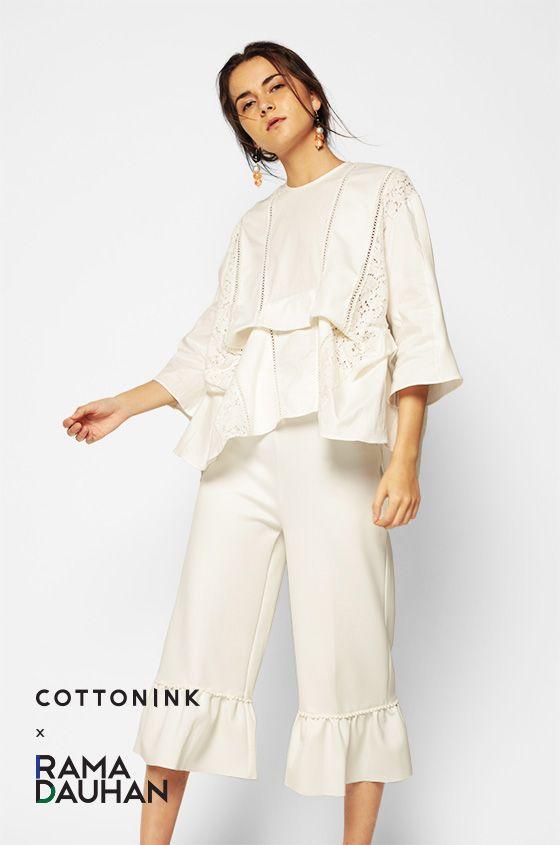 Long Sleeved Thaya   COTTONINK