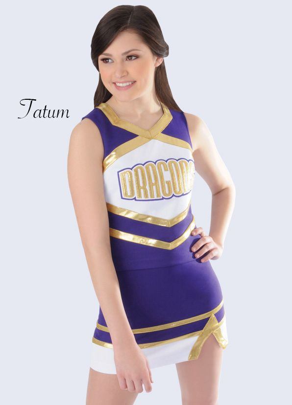 1000+ images about School Cheerleading Uniforms on ...