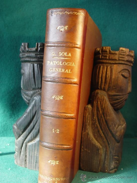 PATOLOGIA GENERAL Y ANATOMIA PATOLOGICA -DR. GARCIA SOLÁ - 1893 - CON 214 ILUSTRACIONES - --------- SE VENDE --------- estalcon@gmail.com