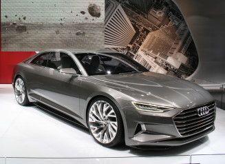 Audi Prologue Concept Car