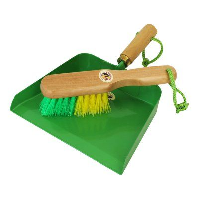 Little Pals Kids Dustpan and Brush - 7-LP456