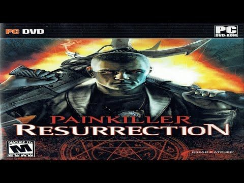 Painkiller Ressurection Windows 7 Gameplay (Homesgrowns Games 2009) (HD) - YouTube