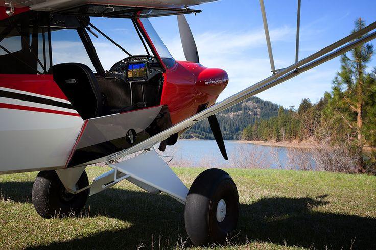 Photo of MAX HOLSTE MH-1521 (N1183V) FlightAware | Bush