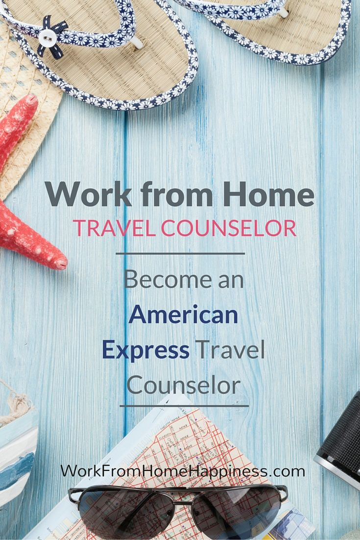 Learn what it takes to become a work from home Travel Counselor with American Express! This is a remote position with competitive pay & great employee benefits.