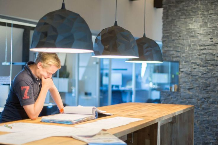 jkab Arkitekter - Kontor Inredning Ståbord Design