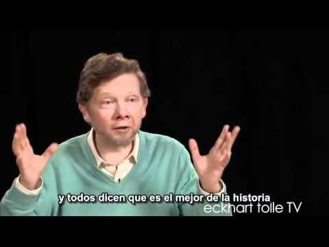 Eckhart Tolle - Ego vs Autoestima sana  En el ahora está tu poder. #Paco Ramos #Asociación Ahire