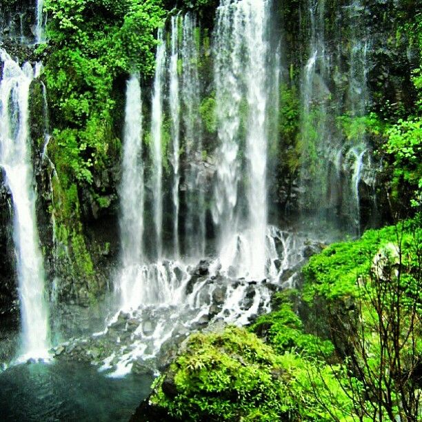 Ile de la Reunion - Langevin