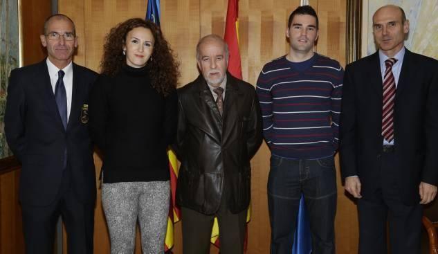 La primera mujer bombera en el Ayuntamiento de Alicante - Informacion.es