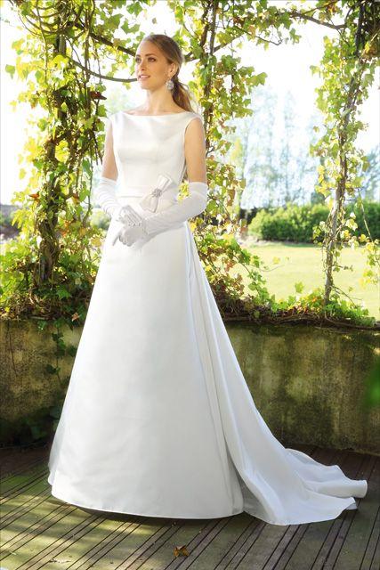 Een mooie klassieke bruidsjurk van Affinity By Ladybird.