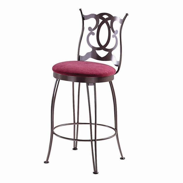 Trica Deco Bar Stool - Home Furniture Showroom in #calgary #ab http://gicor.ca/trica-bar-stools/