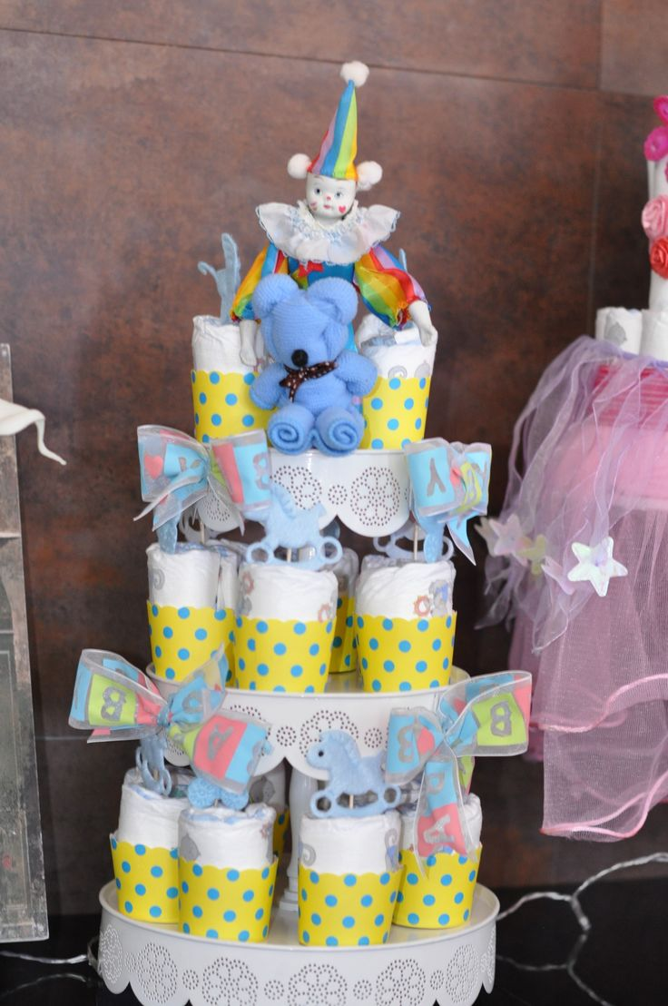 For Baby Boy Party Favor