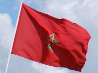 Puzzle Drapeau du Maroc