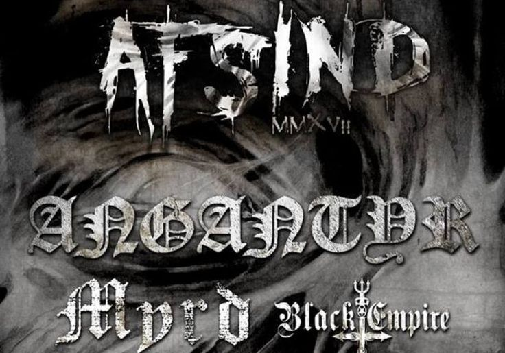 Show Métal: Angantyr et Myrd (Danemark), Cantique Lépreux et Black Empire | Quoi faire à Rouyn-Noranda | CLD de Rouyn-Noranda Tourisme