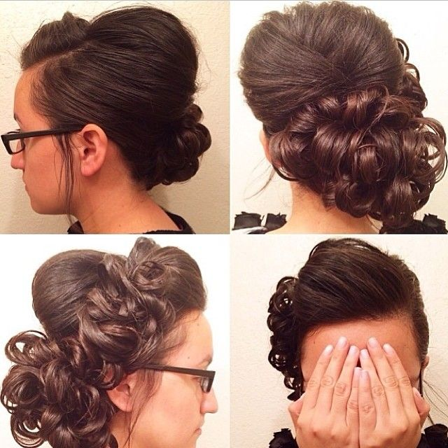 16 best  Apostolic = Pincurls  images on Pinterest | Hair dos ...