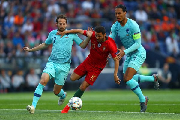 Virgil Van Dijk Photos Photos Portugal V Netherlands Uefa Nations League Final In 2020 Virgil Van Dijk Daley Blind League