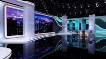 KN tv set design by Charbel Gharibeh at Coroflot.com