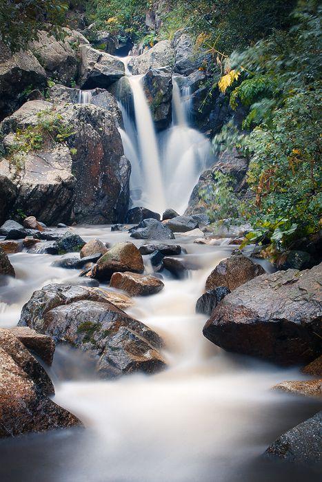 Waterfall in Hanqavan, Armenia