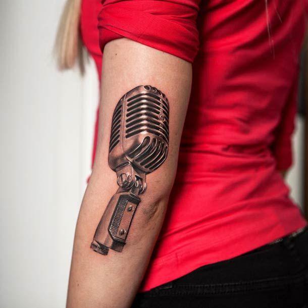 29 superbes tatouages réalistes de Niki Norberg