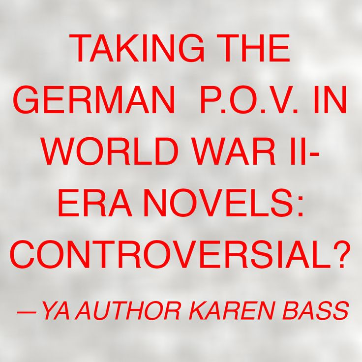 """Uncommon YA: Karen Bass talks about the controversy of writing from the perspective of teens on the """"bad guy"""" side of the conflict"""
