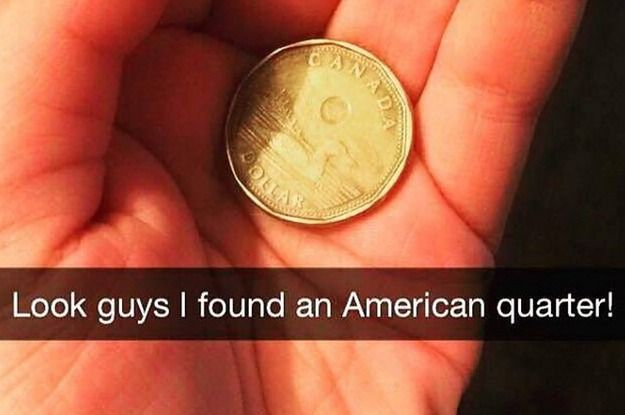 17 Tweets About The Canadian Dollar That Will Make You LOL, Then Cry