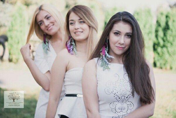 Подружки невесты.