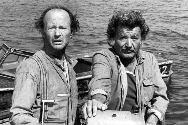The Beachcombers, Relic & Nick (Robert Clothier & Bruno Gerussi)