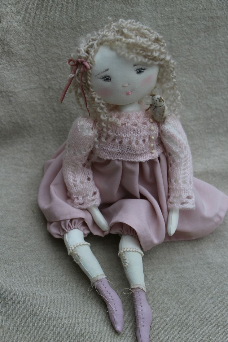 French Knitting Owl Doll : Best barbie doll meubles habits ect images on pinterest