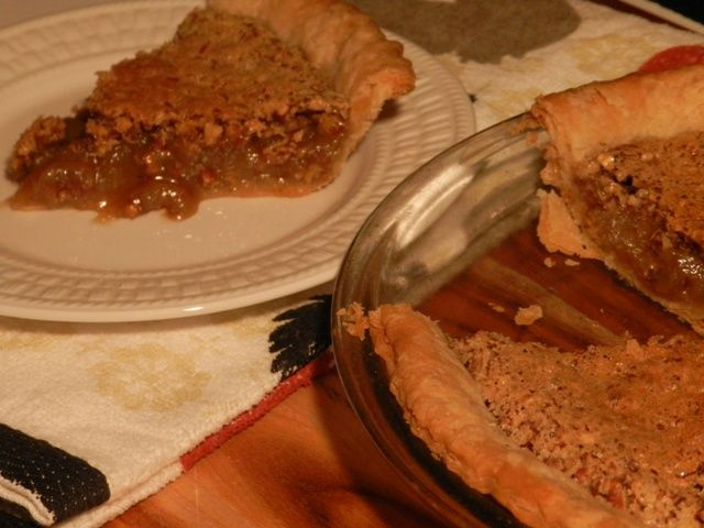 Maple Syrup Pie | Taste Test - Sweets | Pinterest