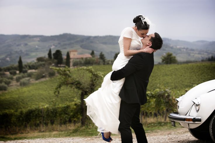 Some beautiful pictures in the Chianti's Vineyards