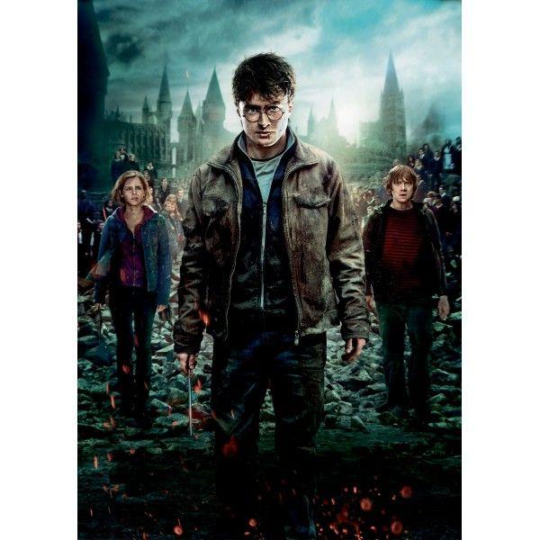 Harry Potter #2 (8 postcards, 14.5*10 cm)