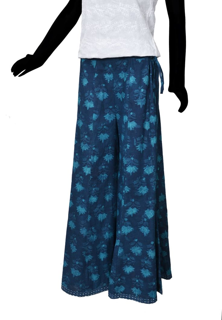 Zoyashi celebrates Friendships Day,take ideas what to gift your friend this Friendships Day! Gift these beautiful palazzo pants.