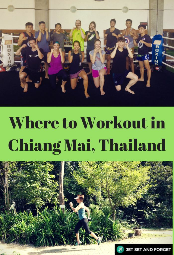 Where to workout in Chiang Mai Thailand. #fitness #onlinecoach