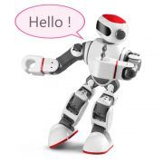 2017 WLtoys F8 Dobi Intelligent Humanoid Robot Voice Control RC Robot with Dance/Paint/Yoga/Tell Stories RC Toy Model on Sales – Robots Play