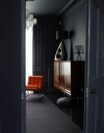 greys with orange...killer lamp