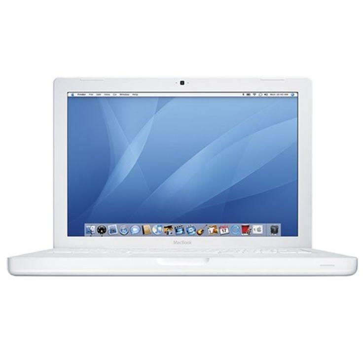 Apple MacBook Core 2 Duo T7200 2.0GHz 2GB 80GB CDRW/DVD 13.3 AirPort OS X w/Webcam & Bluetooth (Mid 2007) - B