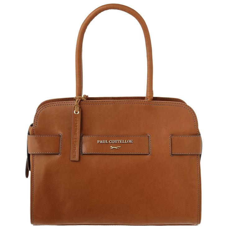 Tan Leather Bag for £69.99 #fabfind  Might actually buy this one.