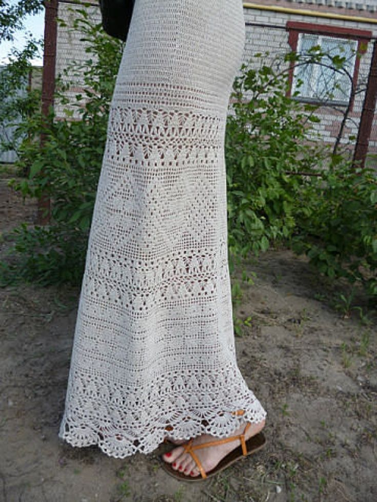 crochelinhasagulhas: Saia de crochê e saia de tricô