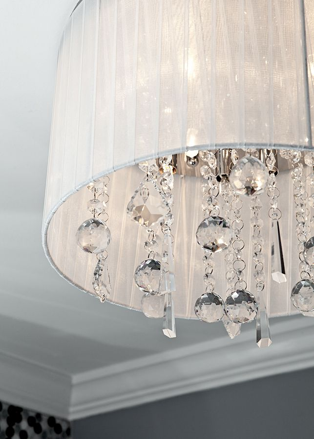 175 best images about Chandeliers on Pinterest | Chrome finish ...
