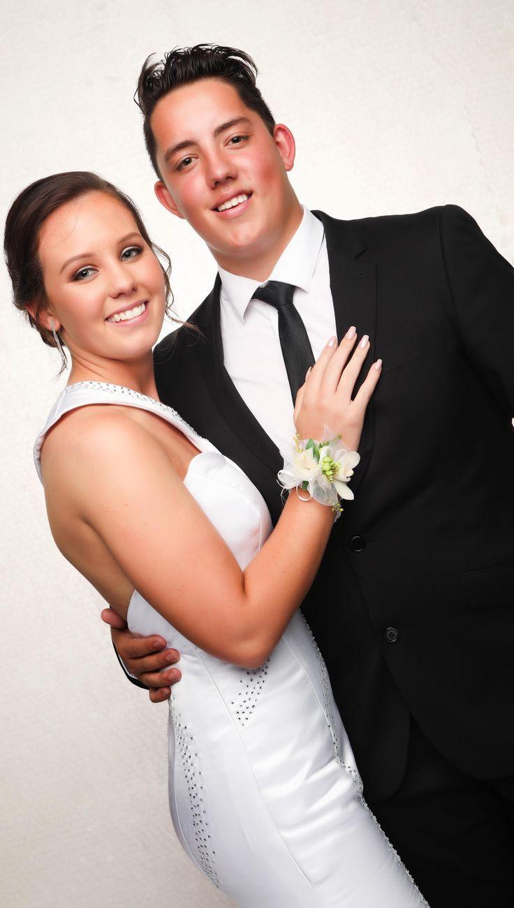 Long Bay College School Ball 2017. Beautiful couple!