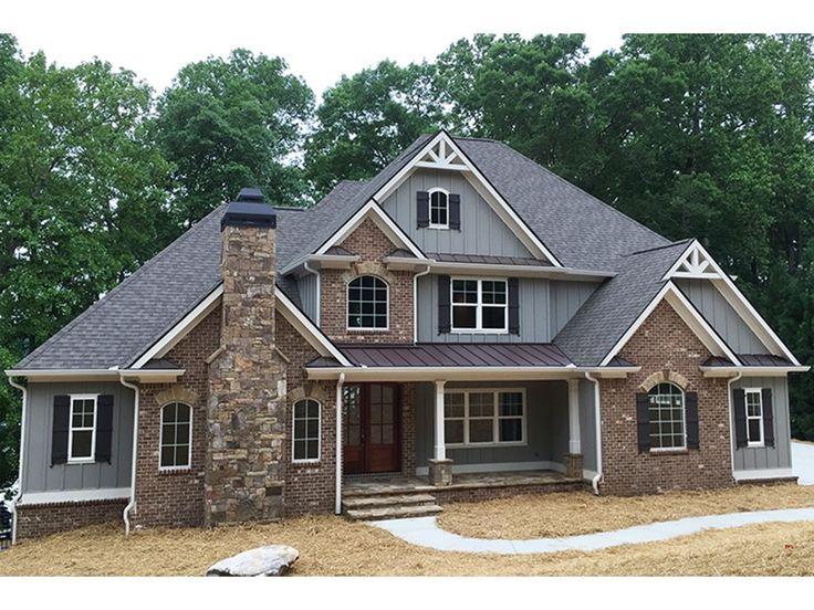 Best 25 craftsman style exterior ideas on pinterest for House plans utah craftsman