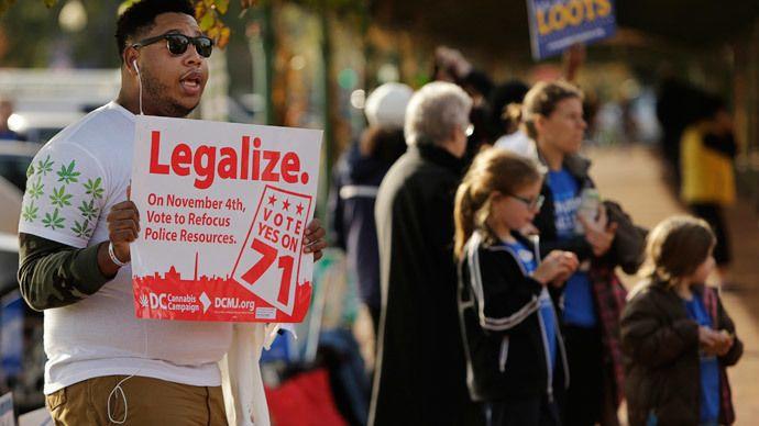Aneh, Washington DC Legalkan Peredaran Mariyuana: http://www.kabarsatu.co/archives/7628