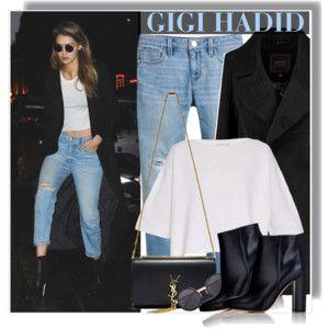 Gigi Hadid night out in Paris - 3/2/16