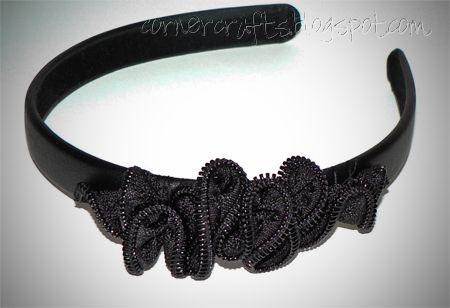 zipper crafts - Google Search